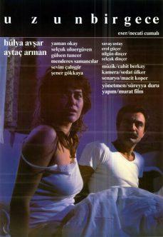 Uzun Bir Gece Köylü Kızı Erotik Filmi 1987
