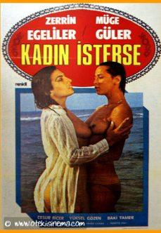 Türkiye'nin İlk Lezbiyen Filmi Kadın İsterse