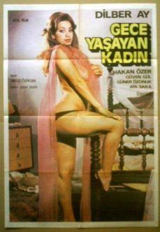 Dublörsüz Saf Türk Sex Filmi Gece Yaşayan Kadın 1979