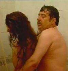 İyi Muz Seven Çılgın Esmer Duşta Amatör Sex