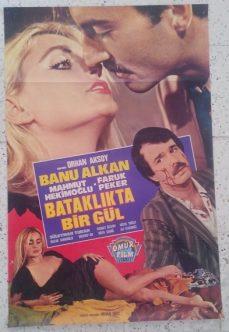 Bataklık Gülü Türk Yeşilçam Erotik Filmi