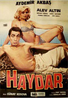 Aydemir Akbaş Balkona Etti Haydar 1978