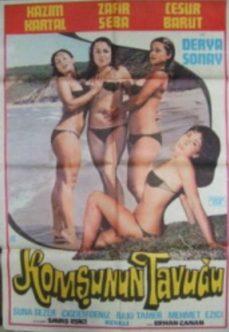 Komşunun Tavuğu 1979 Kazım Kartal Filmi