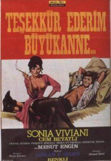 Teşekkürler Büyük Anne Türk Erotik Filmi izle